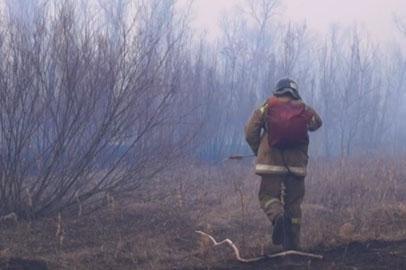 В Приамурье отменили особый противопожарный режим