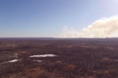 Самый высокий класс пожарной опасности установлен в большинстве районов Приамурья