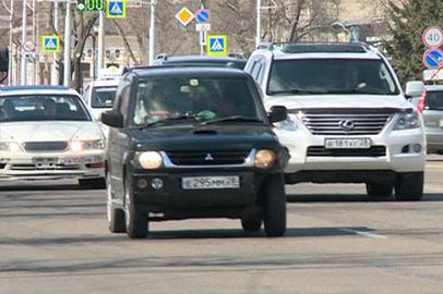В Благовещенске водителей призывают поучаствовать в акции «Подвези ветерана!»