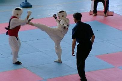 Открытое первенство по каратэ собрало рекордное количество участников