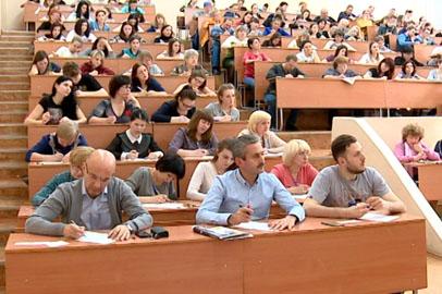 Рекордное количество высших оценок заработали амурские участники «Тотального диктанта»