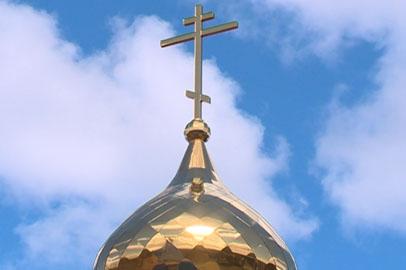 Первый колокольный звон прозвучал из стен храма  с.Ромны
