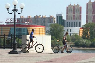 В Благовещенске резко участились кражи велосипедов