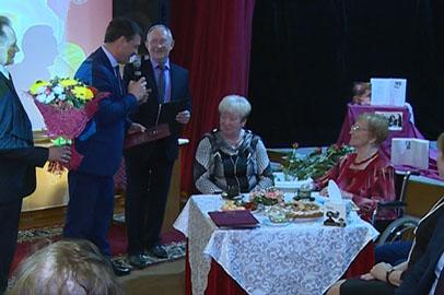 В ГДК состоялся творческий вечер по случаю 95-летия Н.Релиной