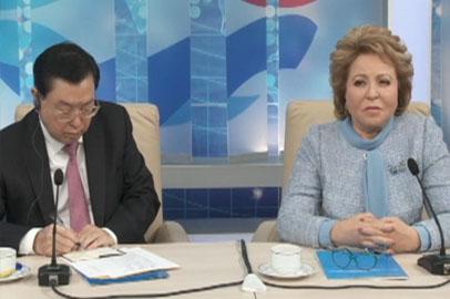 На встрече Общества российско-китайской дружбы обсудили вопросы сотрудничества