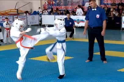 Соревнования по киокушинкай памяти Масутацу Оямы собрали свыше 120 бойцов