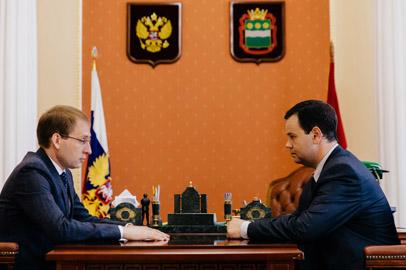 Губернатор Приамурья назначил нового главу Минвнешэкономсвязей