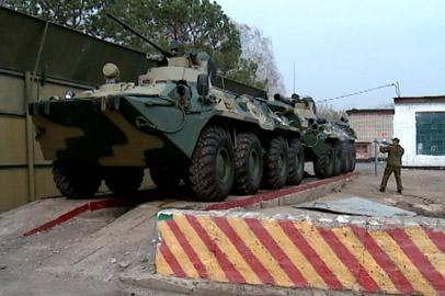 ДВОКУ готовит  военную технику для праздничной экспозиции