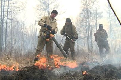 В Бурейском районе ввели режим ЧС из-за риска возгораний