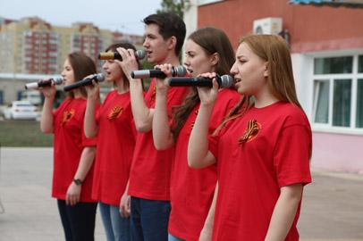 АмГУ отметит День Победы музыкальной акцией и концертом