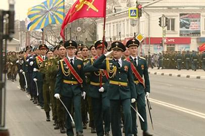 В Параде Победы в Белогорске впервые примут участие женщины и дети