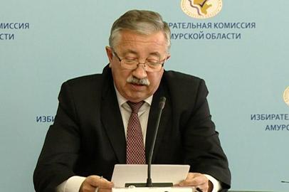 Амуризбирком призвал партии активизироваться перед выборами
