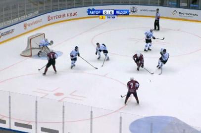 Амурский «Авторитет» удачно сыграл на фестивале Ночной хоккейной лиги в Сочи