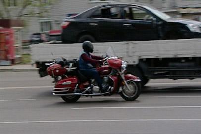 Сезон аварий с участием велосипедистов и мотоциклистов открылся в  Приамурье
