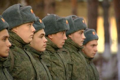 На армейскую службу по контракту начали набирать выпускников ссузов