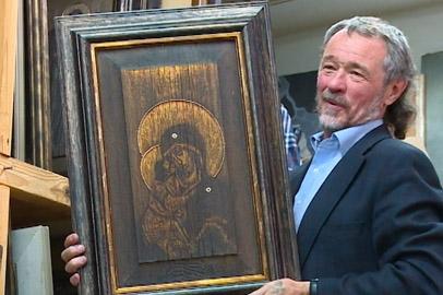 Приамурье скорбит по поводу смерти народного художника России Александра Тихомирова