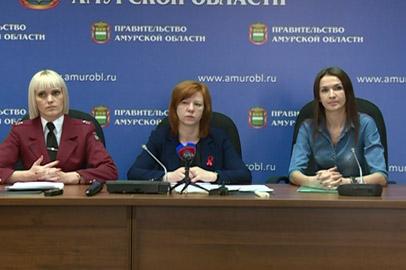 С января в Приамурье выявили 40 новых случаев заражения ВИЧ-инфекцией