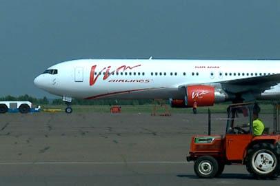 Отмененный рейс Москва — Благовещенск — Москва компании «ВИМ-Авиа» все-таки состоялся
