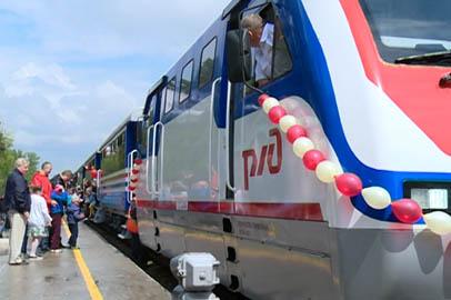 На Свободненской детской железной дороге открылся 77-й сезон