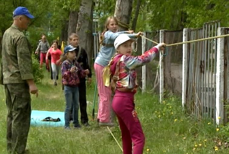 Школьники Возжаевки узнают историю области не только по учебникам