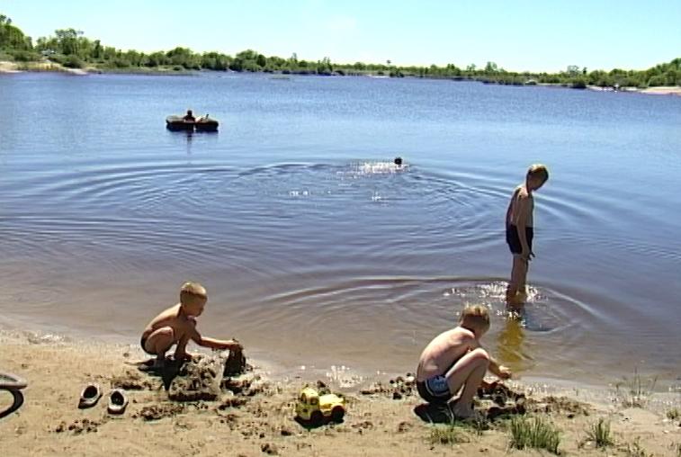 Вода в трех Владимировских озерах не соответствует нормам
