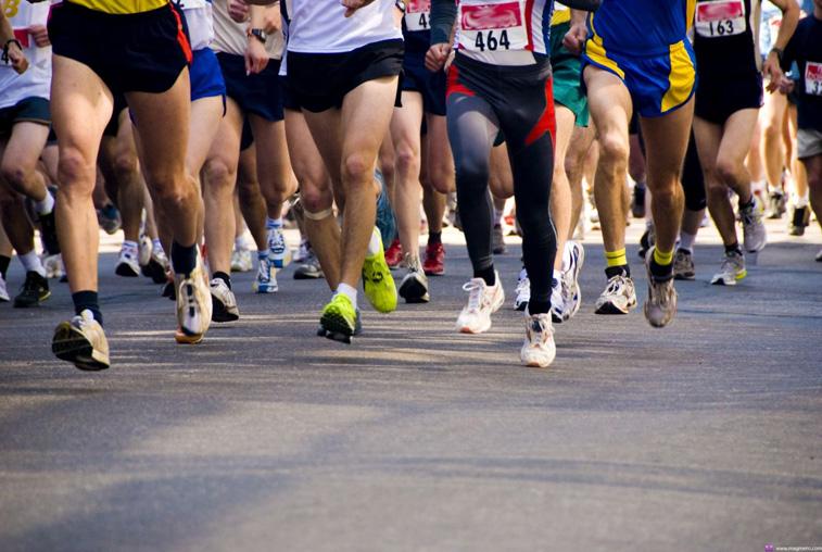 Сборная Благовещенска приняла участие в марафонском забеге в Удалянчи