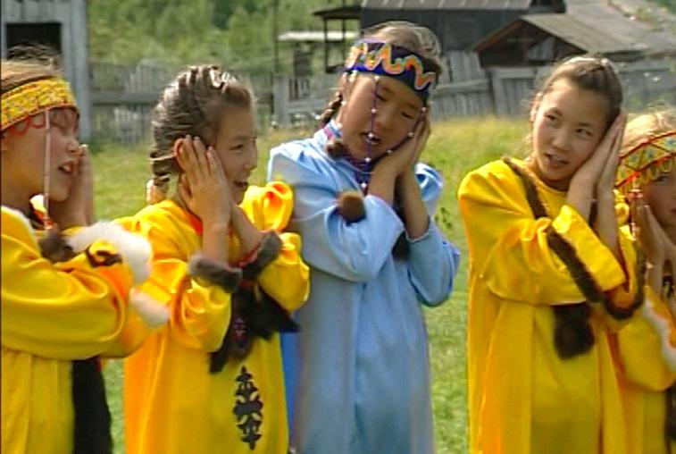 Народы севера Приамурья отмечают эвенкийский праздник новой жизни