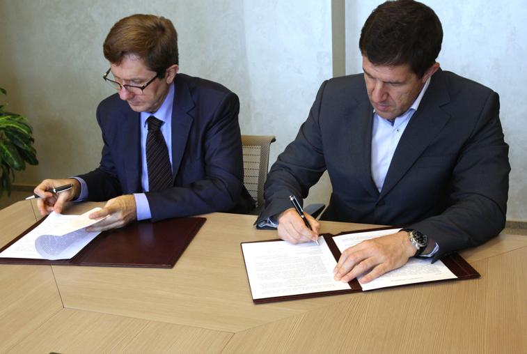 «Ростелеком» и «Просвещение» подписали соглашение о сотрудничестве
