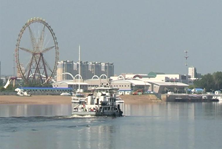 Торговый порт Благовещенска планирует возобновить международные грузоперевозки