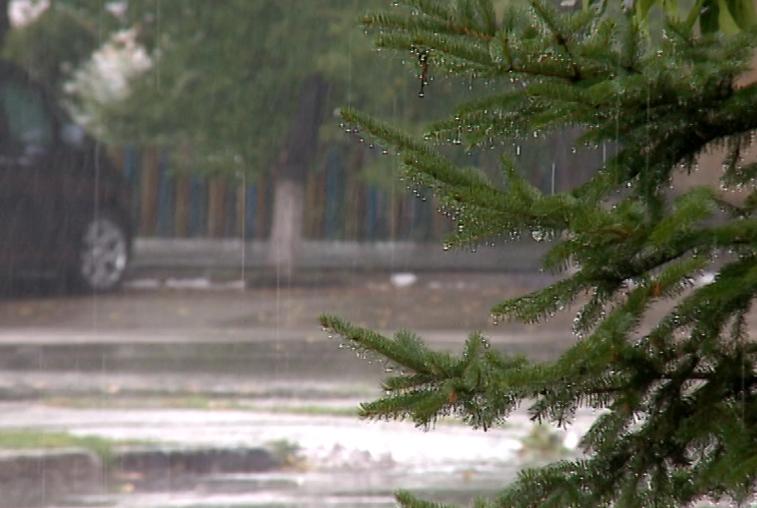На Приамурье надвигается циклон с грозами и сильным ветром