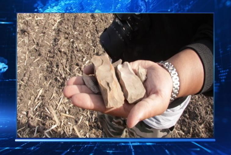 Амурские археологи исследовали уникальные артефакты на территории Китая