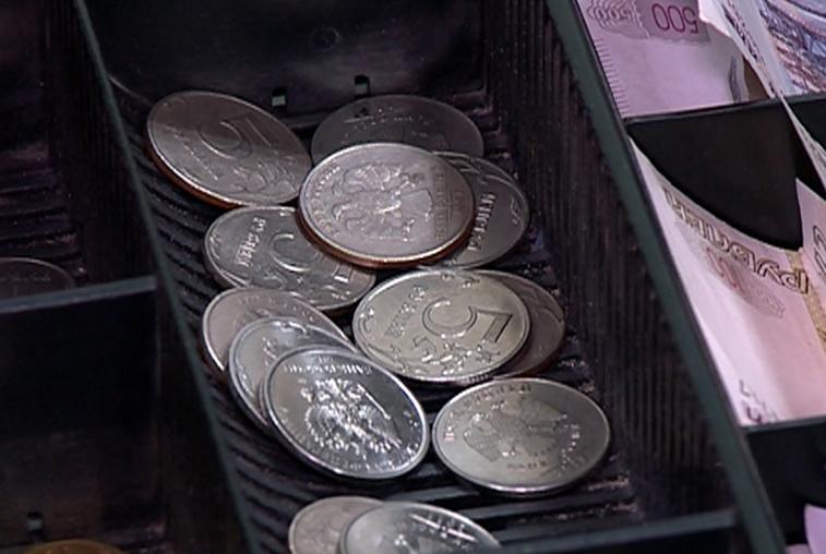 В магазинах Приамурья катастрофически не хватает разменных монет