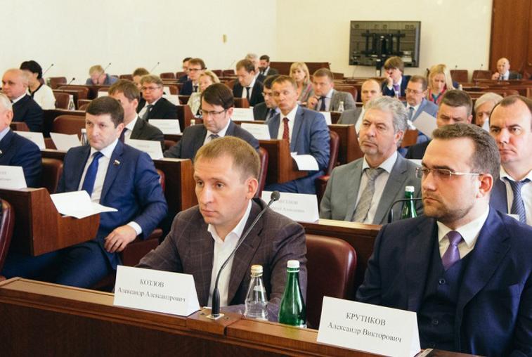 Александр Козлов на заседании по подготовке к президиуму Госсовета озвучил предложения для внесения их в повестку