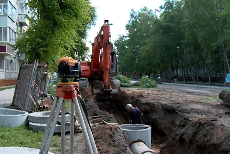 Комиссия мэрии Благовещенска оценила ход ремонта городских теплосетей
