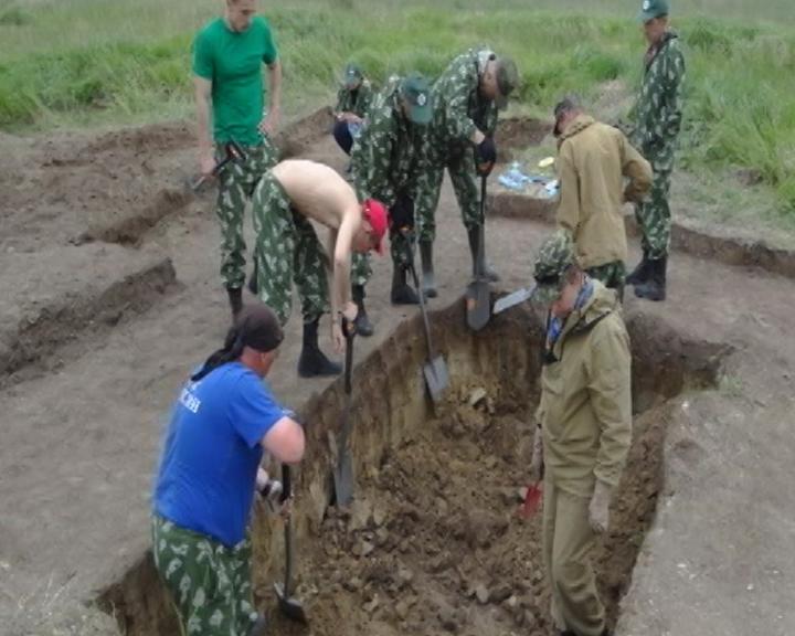 Поисковики отправятся искать останки красноармейцев — амурчан под Волгоград