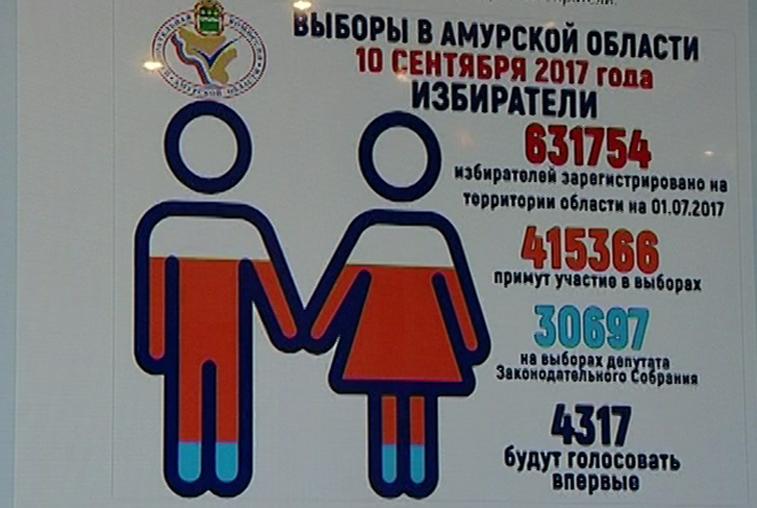 Амуризбирком: необходимо более активно информировать граждан о предстоящих выборах