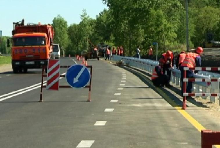 Строительство велодорожки на подъезде к Благовещенску проинспектировала комиссия