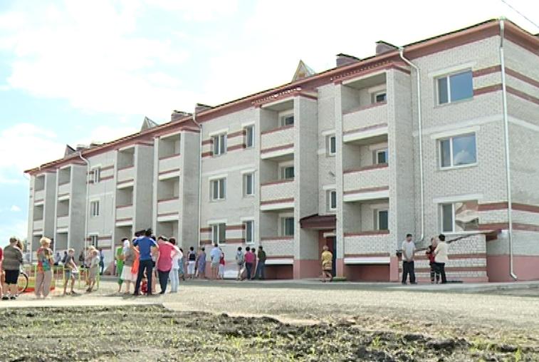 В Березовке 32 семьи переедут из бараков в новые квартиры