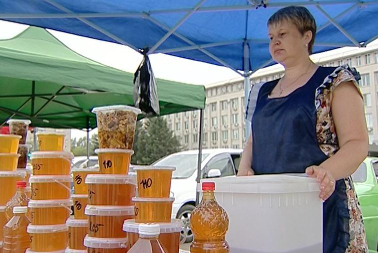 Амурский мед появится в магазинах округа под маркой «Дальневосточный гектар»