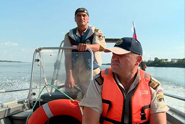 Инспекторы ГИМС: амурские владельцы катеров и лодок стали дисциплинированнее