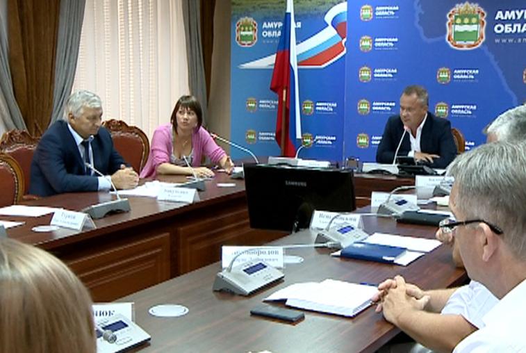 Работу властей Приамурья по улучшению инвестклимата высоко оценили в Агентстве стратегических инициатив