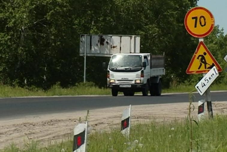 В Приамурье снизилось число аварий по причине плохих дорог