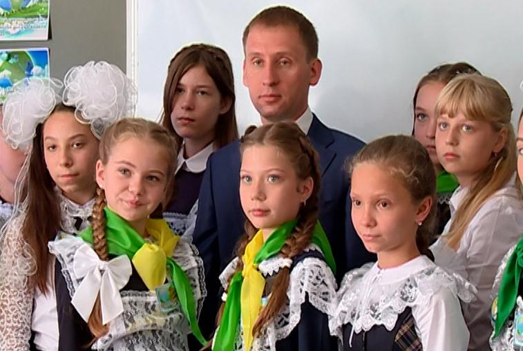 Урок экологии от губернатора: Александр Козлов рассказал школьникам Райчихинска об амурской природе