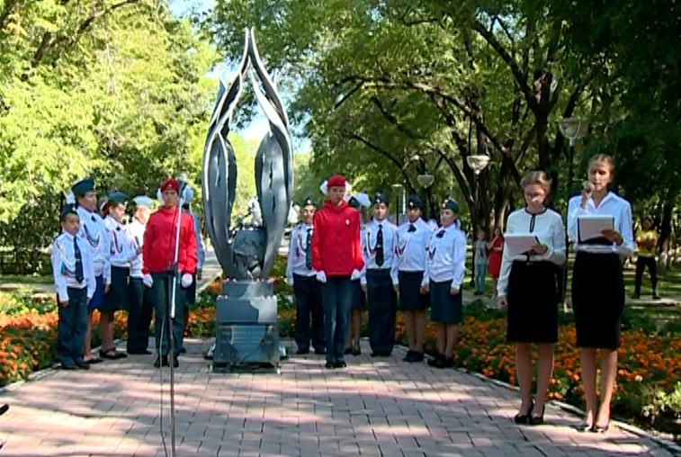 В Благовещенске почтили память жертв теракта в Беслане