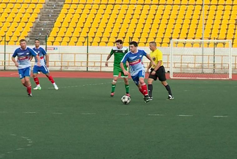 «Белогорск» и «Максинтер» сошлись в полуфинале розыгрыша Кубка области по футболу