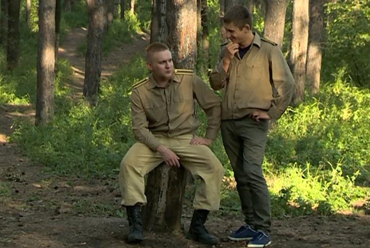 Амурские студенты сняли фильм о событиях Советско-японской войны