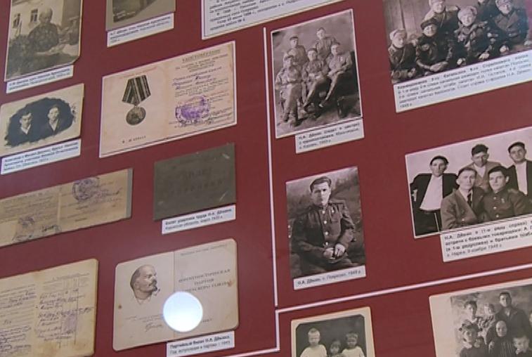 В Благовещенске открылась выставка памяти Героя Советского Союза Николая Дёмина