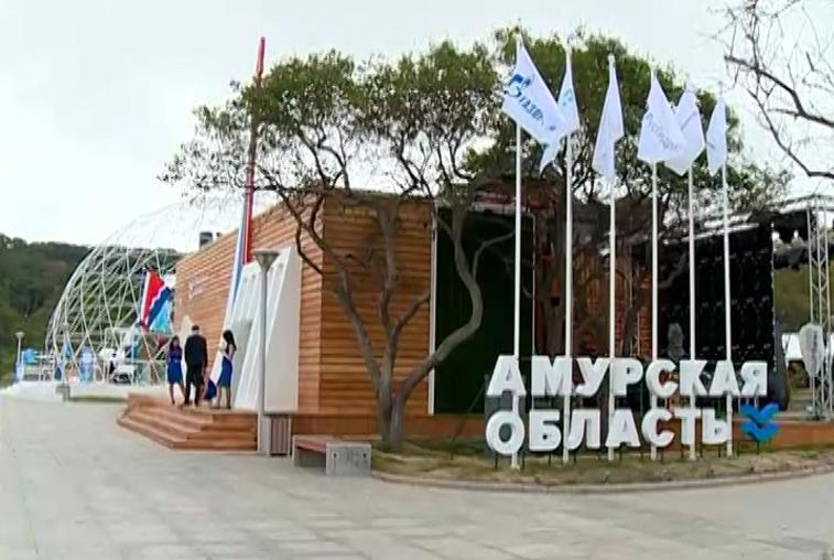 ВЭФ: Историю и современные достижения представила Амурская область на «Улице Дальнего Востока»