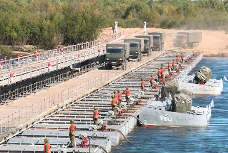 В Приамурье стартовали учения железнодорожных войск