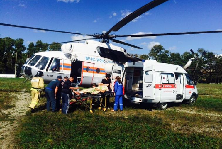 Скончался один из пострадавших в автоаварии в районе Циолковского